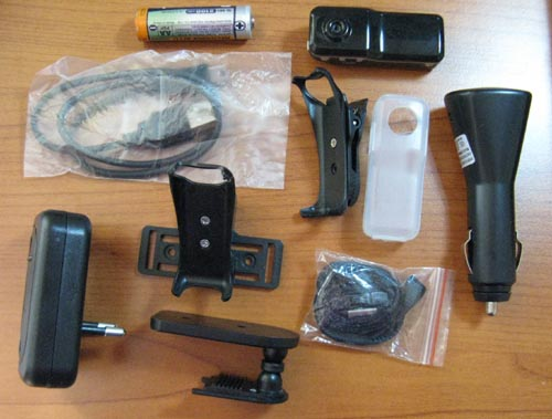 Kit Microcamera