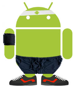 App Android Fitness - daDica.net