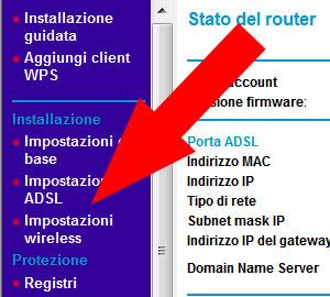 Wifi - Come Togliere la password