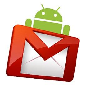 Android Esportazione in GMail
