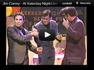 Jim Carrey - At Saturday Night Live