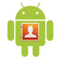 BackUp Rubrica e Contatti su Android - dadica.net