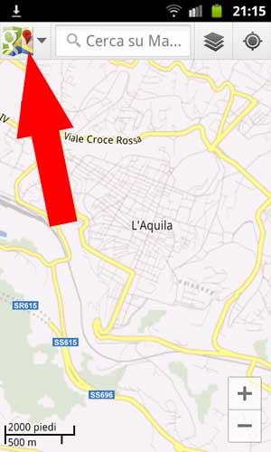 Google Maps - Mappa Offline - 006