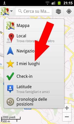 Google Maps - Mappa Offline - 007