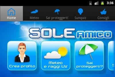 Home App Sole Amico