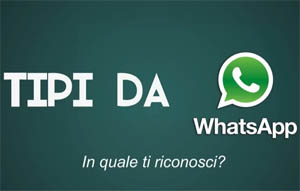 Tipi da WhatsApp