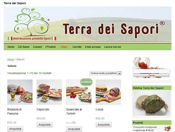 Terra dei Sapori - Abruzzo